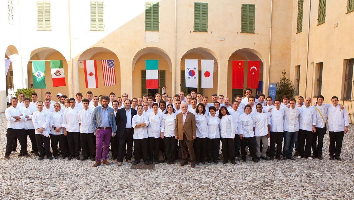 Gualtiero marchesi al via i corsi di cucina agrodolce - Alma scuola cucina ...
