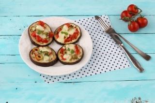 Ghiotte: melanzane al forno