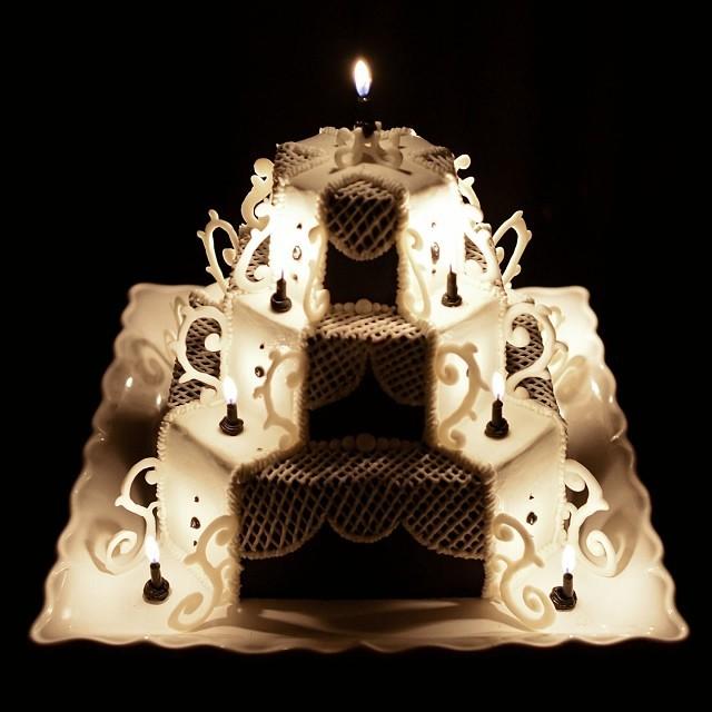 Bravissima Christine McConnell: torte dark e fotografia - Foto 2