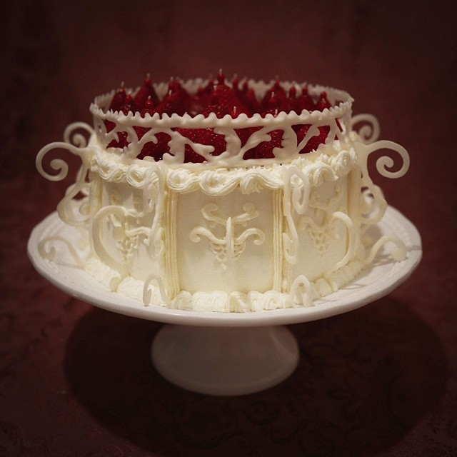 Bravissima Christine McConnell: torte dark e fotografia - Foto 14