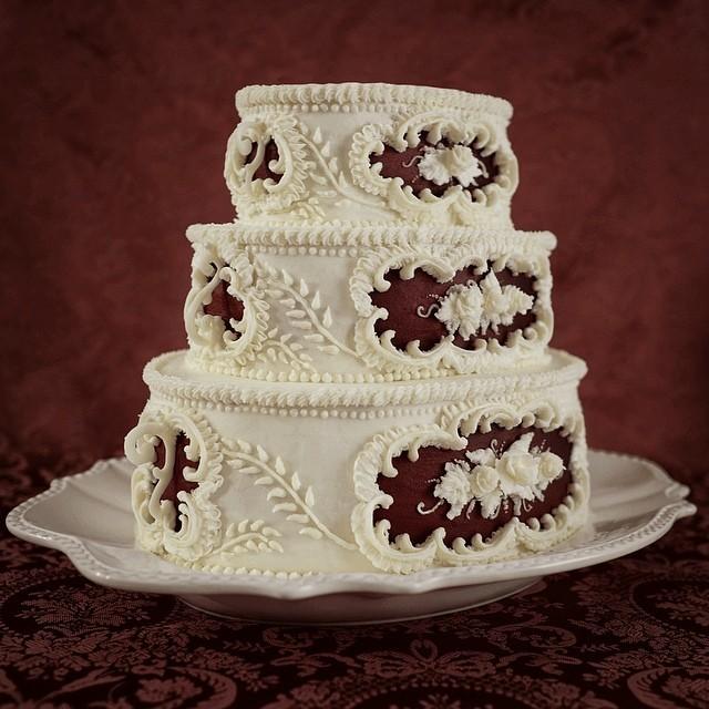 Bravissima Christine McConnell: torte dark e fotografia - Foto 13