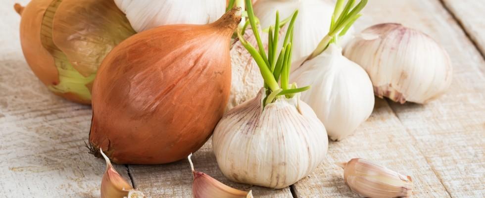 Aglio e cipolla: come si usano in cucina