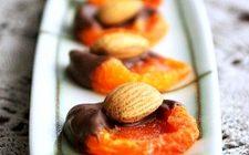 Ecco le albicocche alla nutella per il dolce di fine pasto