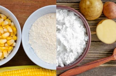 Amido di mais o fecola di patate: quale scegliere?