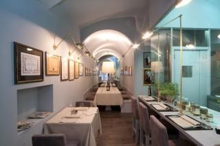 Antica Hostaria Pacetti, Genova