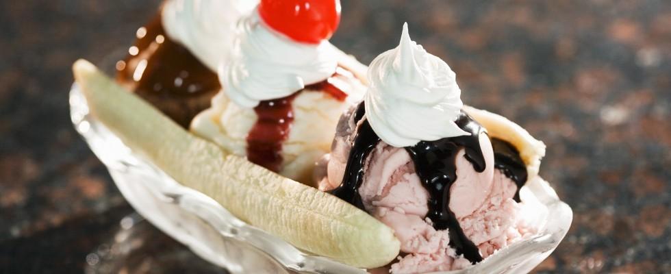 Banana split: la ricetta