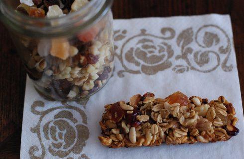 Le barrette ai cereali, la ricetta light per farle in casa
