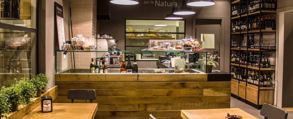 Biopolis Caffè, Roma