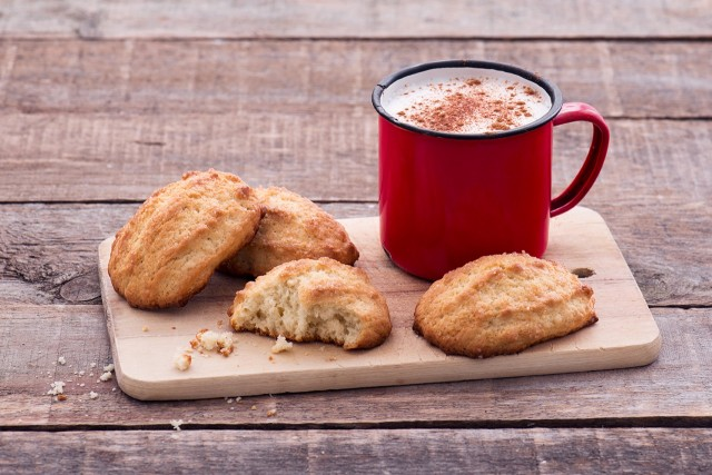 I biscotti al latte