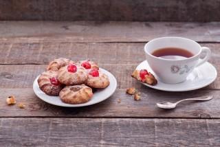 Piccola pasticceria: biscotti alle mandorle