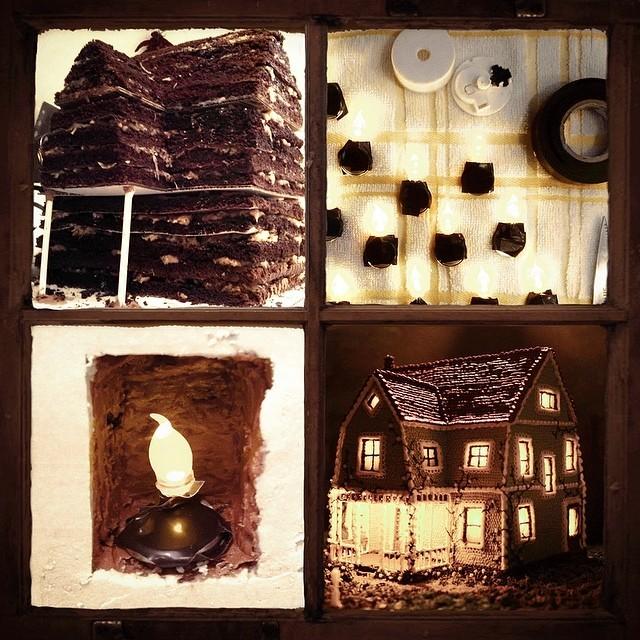 Bravissima Christine McConnell: torte dark e fotografia - Foto 3