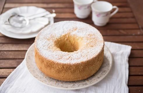 Morbidissima Chiffon cake
