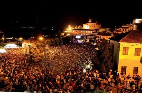 Collisioni a Barolo: un weekend rock, wine & food