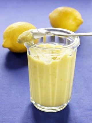 La ricetta della crema al limone