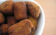 Crocchette di melanzane al forno da fare in casa con la ricetta leggera