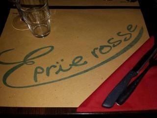 E Prie Rosse, Genova