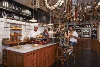 Antica Macelleria Falorni, Firenze