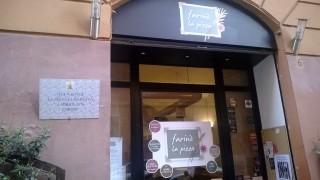 Farinè, Roma