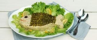 Pesce finto: antipasto freddo