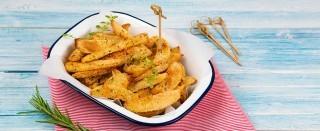Patate sabbiose: rustiche e croccanti