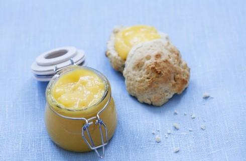 Lemon curd: crema al limone inglese