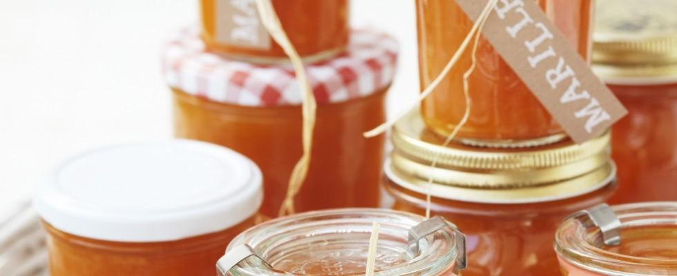 La ricetta della confettura di albicocche