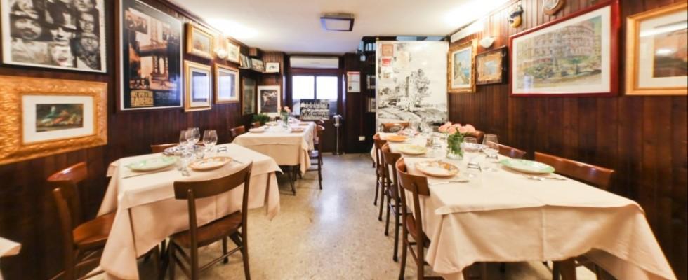 Ristorante Pizzeria Mattozzi, Napoli