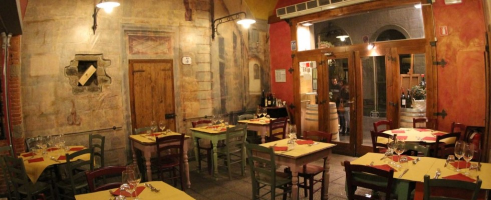 Osteria Cipolla Rossa, Firenze