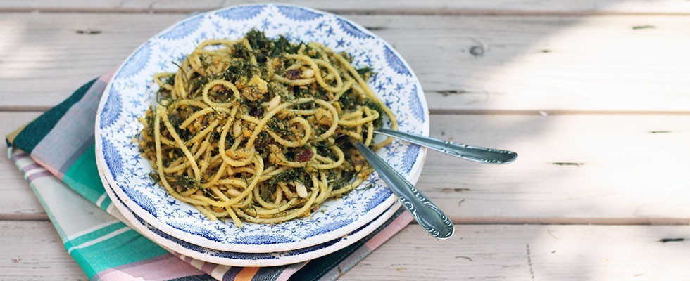 Pasta con le sarde step by step - Foto 1