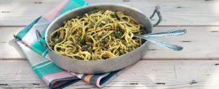 Dalla Sicilia: pasta con le sarde
