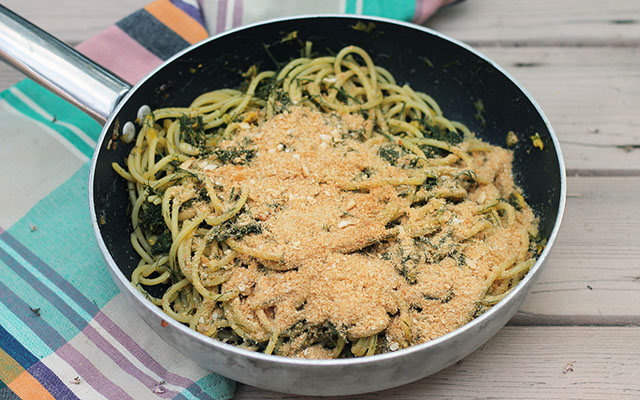 Pasta con le sarde step by step - Foto 10