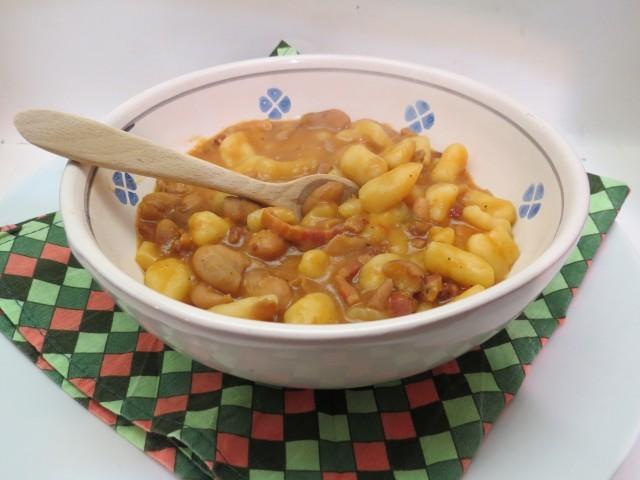Cosa cucinare con i fagioli freschi - Foto 17