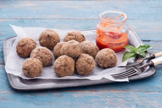 Polpette al forno: piatto light