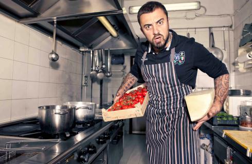 Chef Rubio con Casa Italia per le Paralimpiadi di Rio