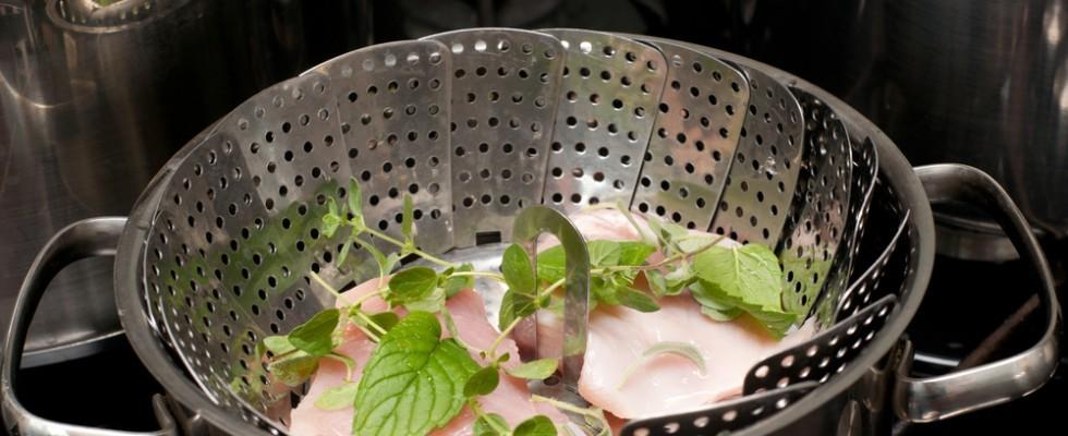 10 piatti perfetti da cuocere al vapore