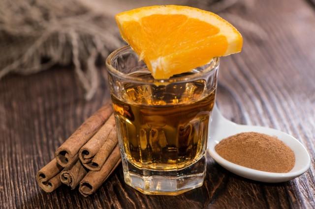 Tequila arancia e cannella