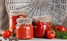 I segreti della conserva di pomodoro