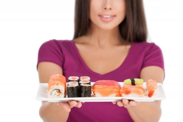 condividere il sushi