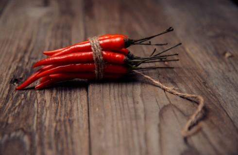 Astenersi stomaci delicati: chili messicano