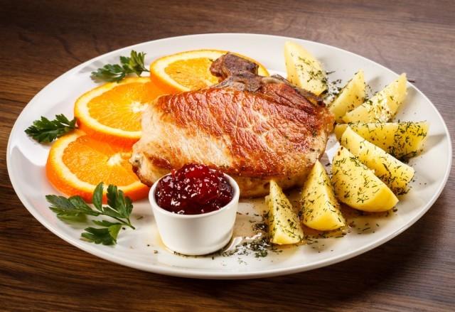 Carne e marmellata cipolle