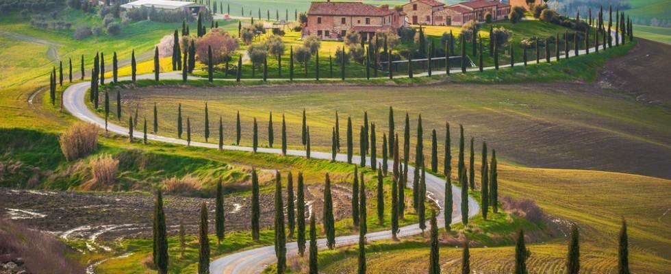La Toscana in 10 piatti