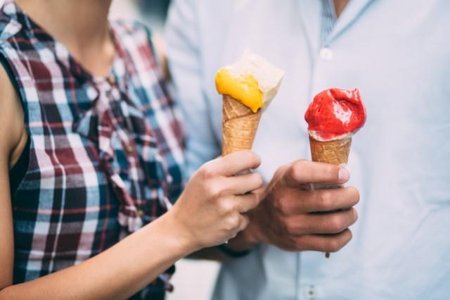 Gusti di gelato