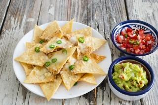 Finger food: i nachos