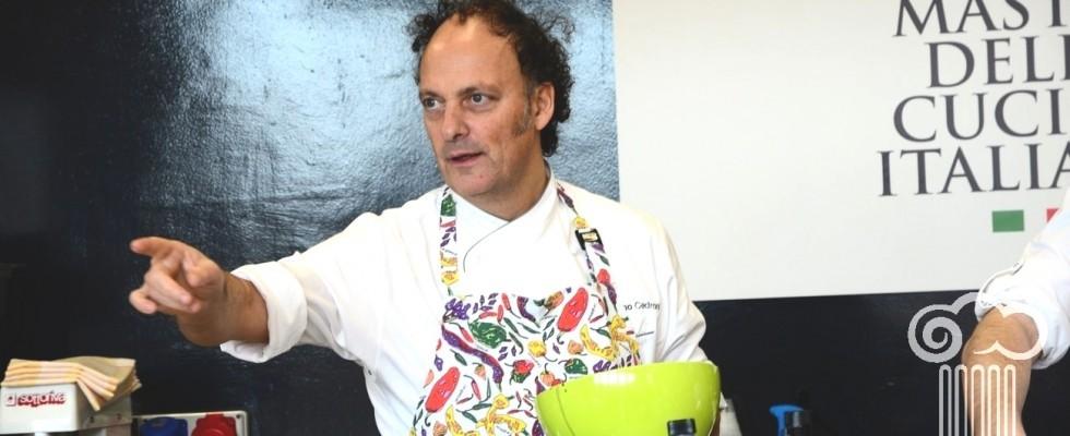 I consigli di Moreno Cedroni per cucinare il tonno