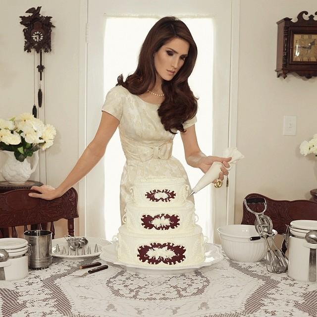 Bravissima Christine McConnell: torte dark e fotografia - Foto 18