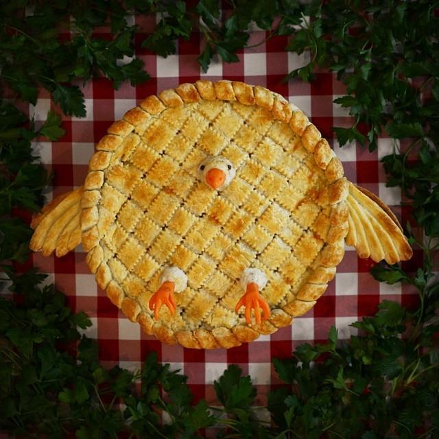 Bravissima Christine McConnell: torte dark e fotografia - Foto 11