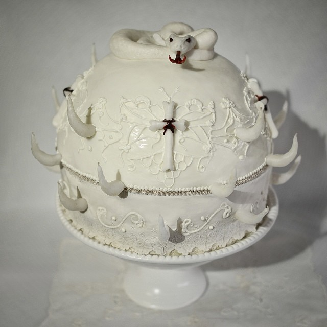 Bravissima Christine McConnell: torte dark e fotografia - Foto 6