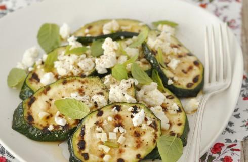 Zucchine grigliate: semplicissime
