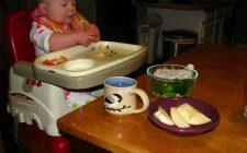 I 5 omogeneizzati di pesce per lo svezzamento del bambino