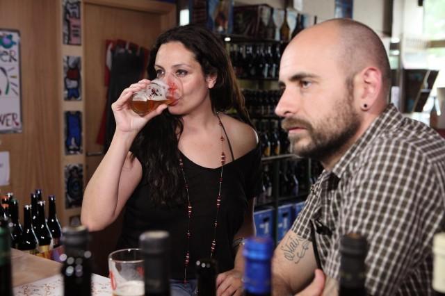 Assaggio birra